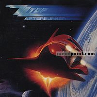 ZZ Top - Afterburner Album