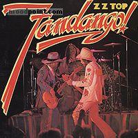 ZZ Top - Fandango Album